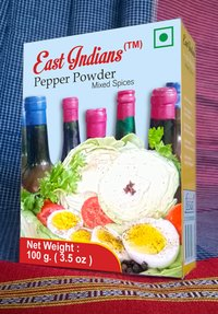 East Indians Pepper Powder