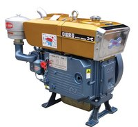15-30hp Changchai Water-Cooled Single Cylinder Diesel Engine