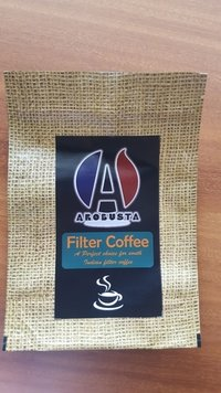 how to prepare filter coffee powder