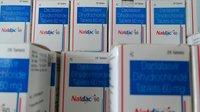 Natdac 60 Daclatasvir Dihydrochloride Tablets 60mg