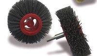Rotoflex Rustic Nylon Brushes