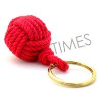 Monkey Fist Rope Key Chain