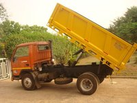 Mini Tipper Truck