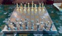 Brass Chess Sets