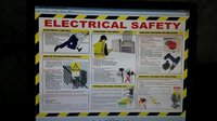 Electrical Safety Chart Board