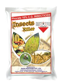 Phorate 10% Cg Insects Killer