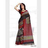 Ladies Partywear Colorful Sarees