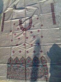 Designer Madhubani Hand Painted Suits
