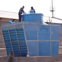 Service Of Cooling Tower Installation