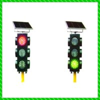 Solar Traffic Signals Light