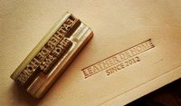 Brass Embossing Dies And Stamps