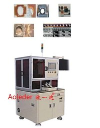 Laser Tin-Ball Spraying Soldering Machine