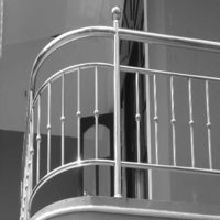Customized Stainless Steel Railings