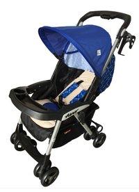 Plushy Baby Stroller