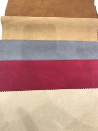 Velvet Lycra Suede Leather