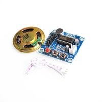 Isd1820 Voice Board Module Recording With Terminal