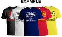 Customized T Shirt Printing Services