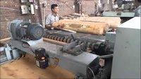 Plywood Peeling Machine