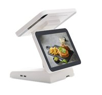 12 Dual Touch Screen Tablet Pos System