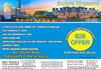 Singapore Tour Package Services