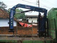 Dino Electric Pole Cranes