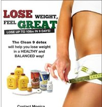 Forever Clean 9 Weight Loss Kit