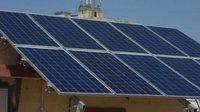Commercial Solar Plant