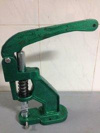 Lanyard Clamping Machine