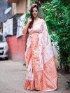 Bhagalpuri Silk Digital Print Readymade Suit