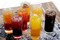 Flavored Cold Drink