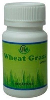 Herbal Wheatgrass Capsules
