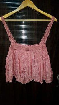 Zara Ladies Short Tops