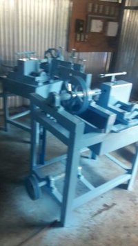 Manually Chain Link Fence Machine