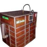 Snre Greenbox (Tm) Portable Domestic Biogas Plant