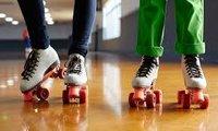 Stylish Indian Roller Skates
