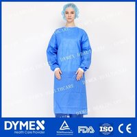 Fabric Reinforced Surgical Gown