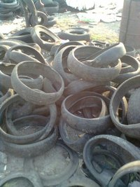Radial And Nylon Tyre Scrap