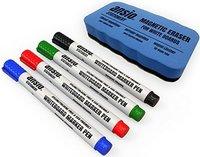 White Board Marker Pen and Eraser