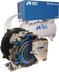 Anest Iwata Oil Free Scroll Compressors
