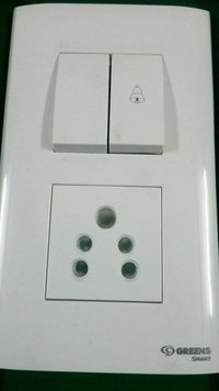 Smart Modular Switch Socket