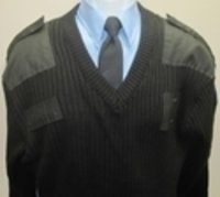 Mens Security Winter Pullover