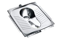Steel Toilet Pan