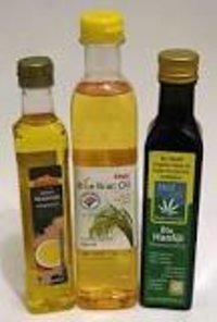Raw Rice Bran Oil