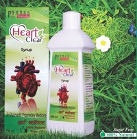 Heart Clear Syrup