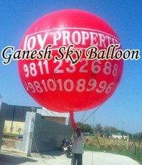 Round Shape Sky Balloon
