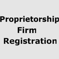 Proprietorship Registration Consultant Service