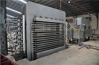 By21-4x8/600-15 Plywood Hot Press Machine