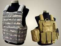 Bullet Proof Jackets And Vests
