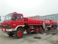 Water Fire Fighting Trucks