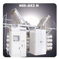 Texturising Machine Model Hss - Ax3-N